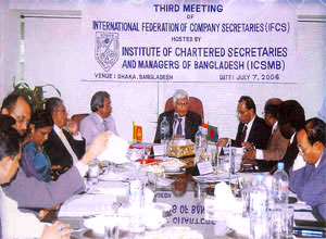 International Federation of Company Secretaries Events