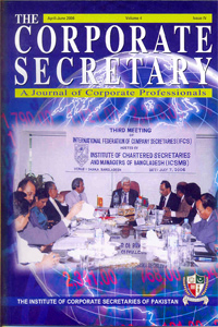 The Corporate Secretary Magazine