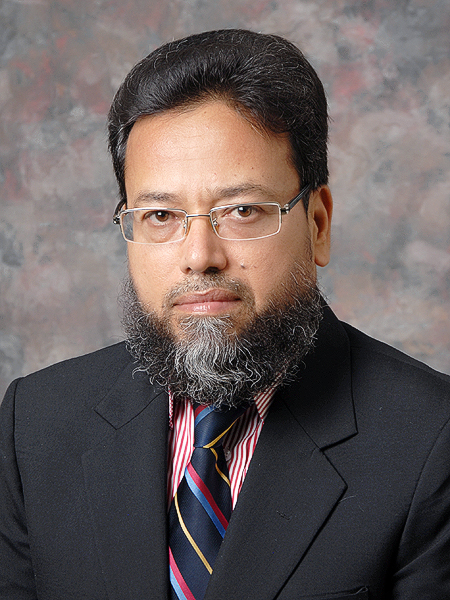 Symed Maqsood Ahmed member of The Institute of Corporate Secretaries of Pakistan
